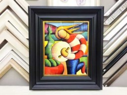 Traditional Picture Framing