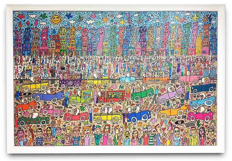 Frame Jigsaw puzzel